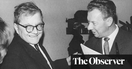 Britten Shostakovich – review
