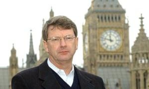 Lynton Crosby in Westminster