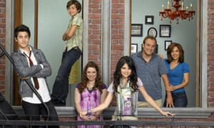 Wizards of Waverly Place' TV Series
