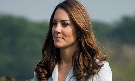 Hair: Kate, the Duchess of Cambridge