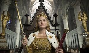 Rebecca Ferguson as The White Queen