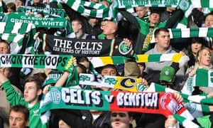 Celtic v SL Benfica - UEFA Champions League