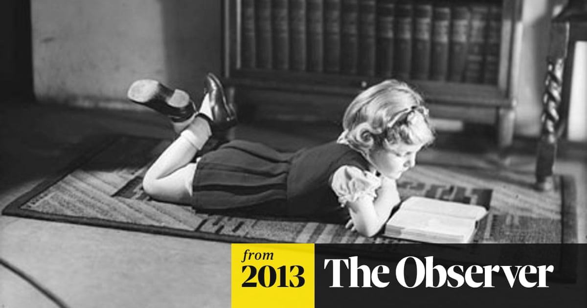 Modern Life Means Children Miss Out On Pleasures Of Reading