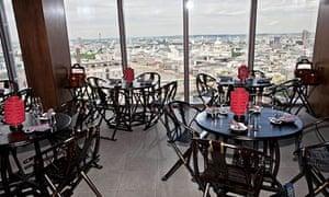 hutong restaurant dining room