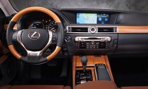 Lexus GS 450h F-Sport: car review | Technology | The Guardian