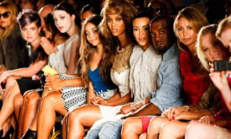 Marchesa show celebrities