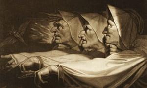 three weird sisters fuseli