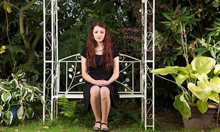 Yasmin Jade at her home in the Midlands