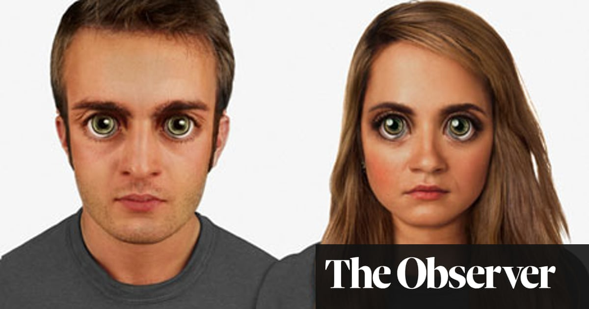 future human faces - 960×480