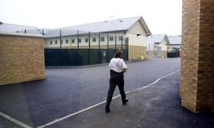 Yarl's Wood Asylum Seekers centre
