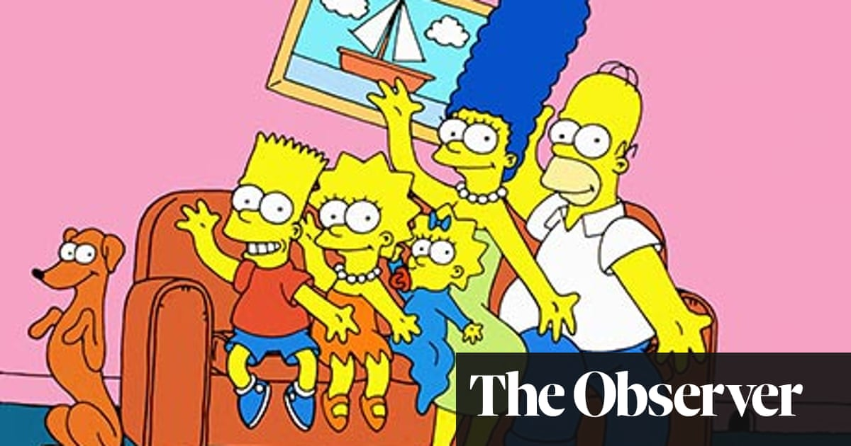 The Simpsons Secret Formula It S Written By Maths Geeks Television Radio The Guardian