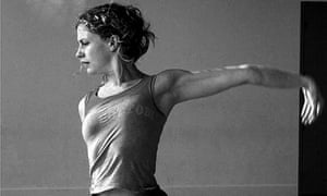 crystal pite in rehearsal