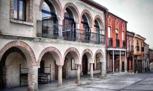 Olmedo, Spain