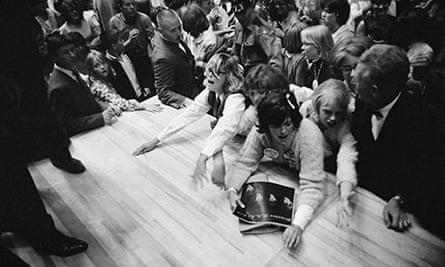 Beatles las vegas 1964