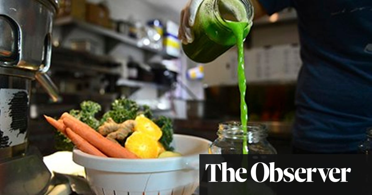 Give me the green juice: confessions of a juicing fanatic | Food