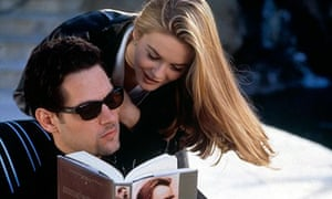 Paul Rudd and Alicia Silverston in Clueless, 1995