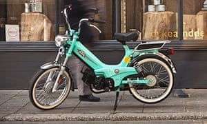 Tomos XL 45 Classic: moped review | Technology | The Guardian