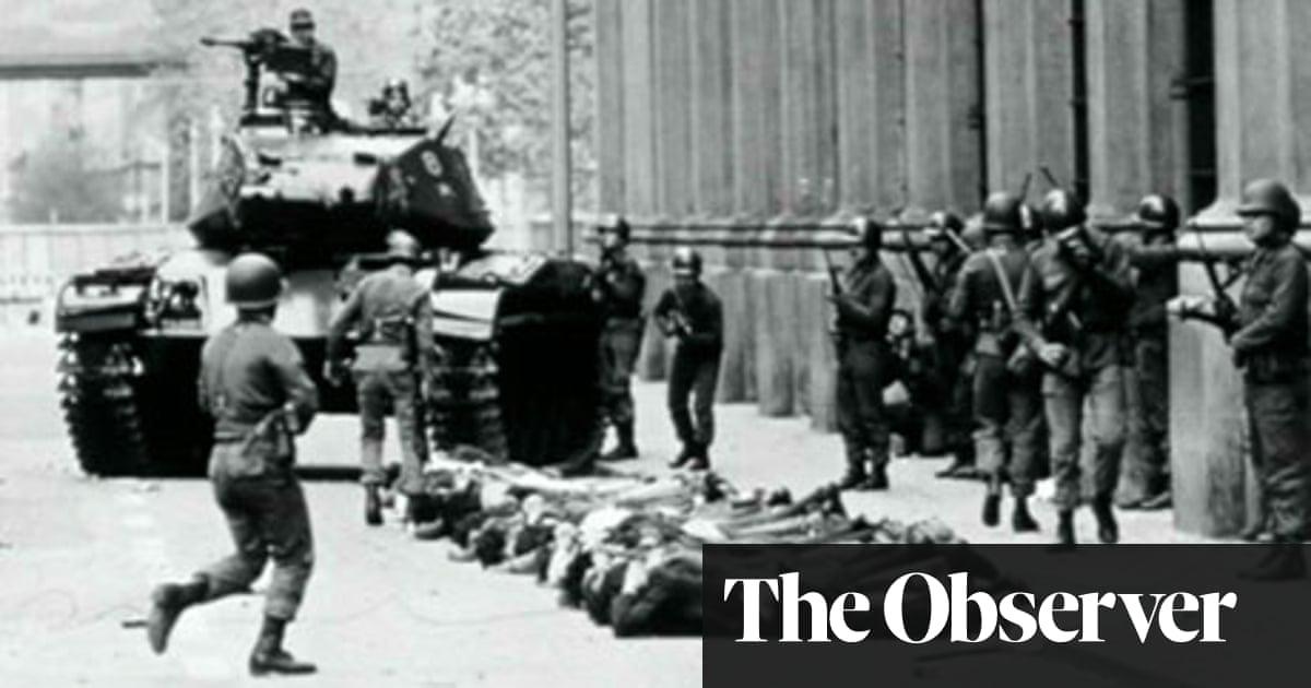 General Pinochet's coup d'état  cover image