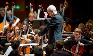 National Youth Orchestra; Barbican Centre