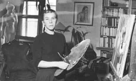 tove jansson painting 1956