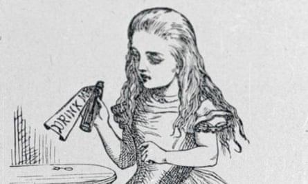 Alice wonderland tenniel