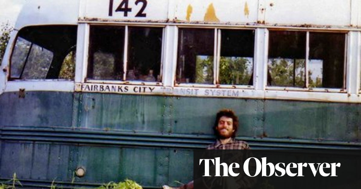 In Alaska's wilds, the mystic hiker's bus draws pilgrims to danger and death