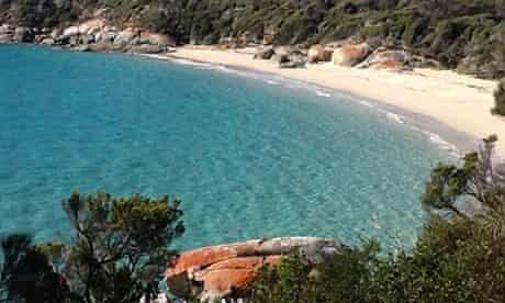 Island hopping in Tasmania