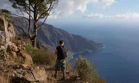 Walking in the Canary Islands