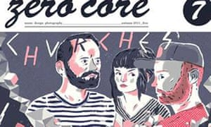 Zero Core, music fanzines feature