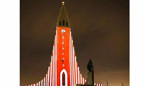 Winter Lights Festival, Reykjavík