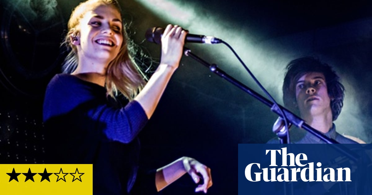 London Grammar – review | Music | The Guardian