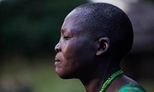 Lakot Nekolina, witness to LRA massacre, Uganda