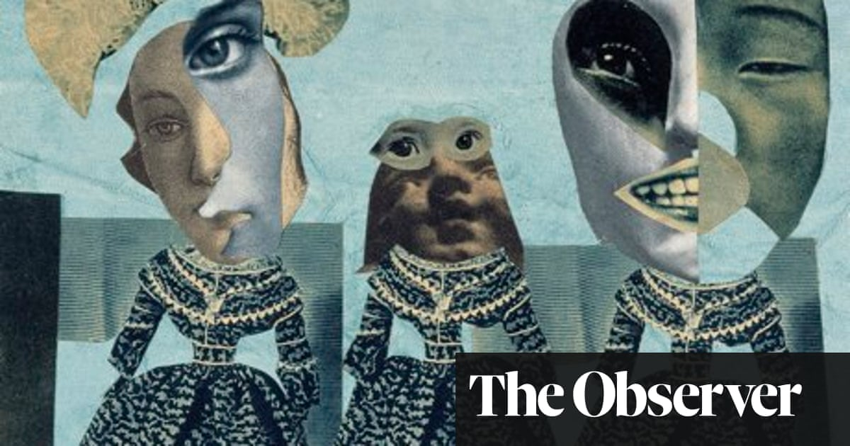 Hannah Hoch Review Art And Design The Guardian