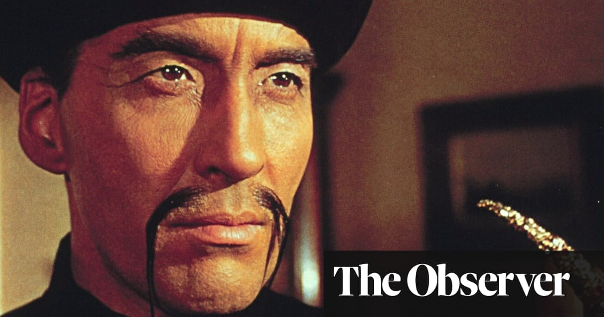65773769239ed The Yellow Peril  Dr Fu Manchu and the Rise of Chinaphobia review – the  factors that shaped our fear of China