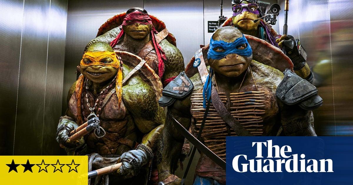 Teenage Mutant Ninja Turtles Review Pointless Return Of Crime Fighting Reptiles Teenage Mutant Ninja Turtles The Guardian