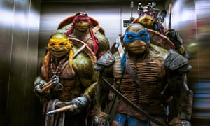 'Teenage Mutant Ninja Turtles, films