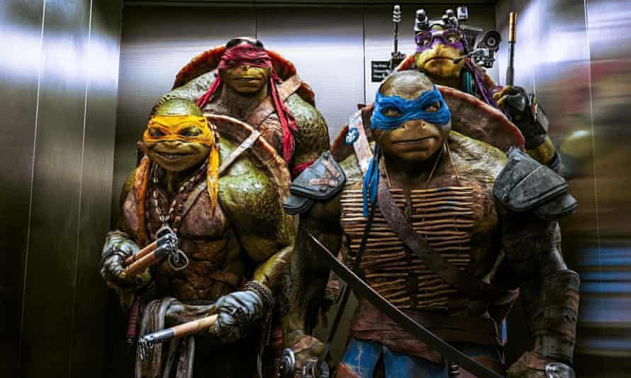 'Teenage Mutant Ninja Turtles, films