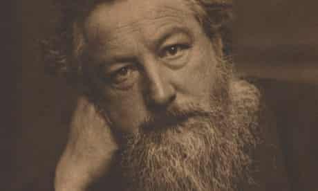 William Morris, art