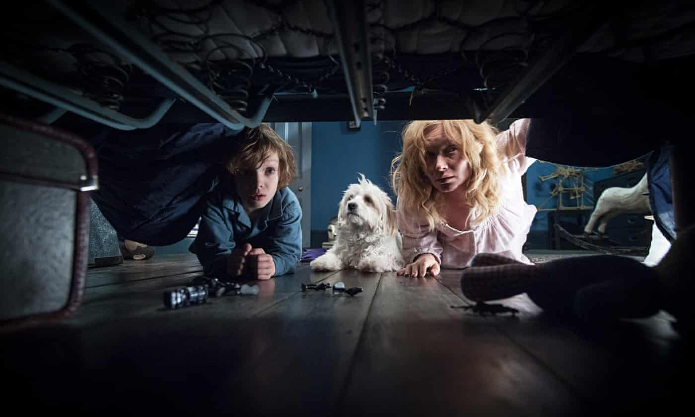 The Babadook review – you'll scare because you care