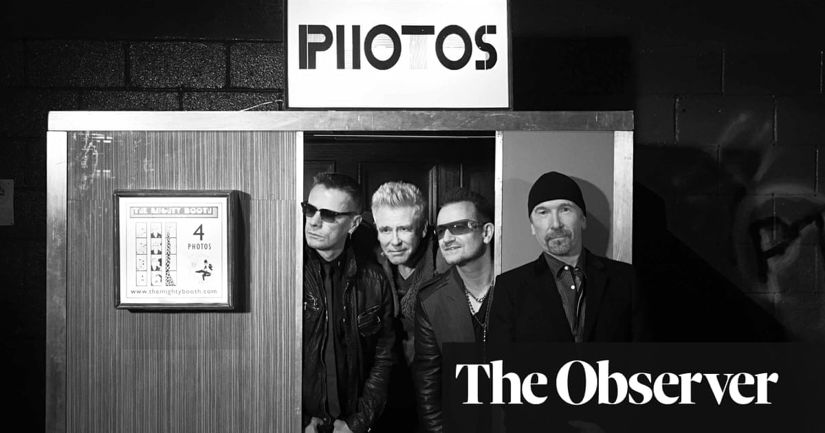 U2: 'It's the job of art to be divisive' | Music | The Guardian