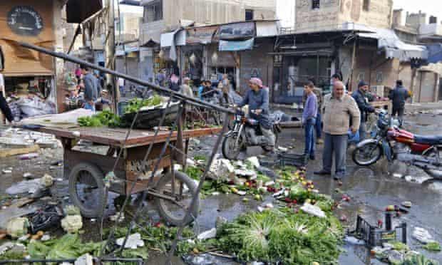 Raqq attack aftermath