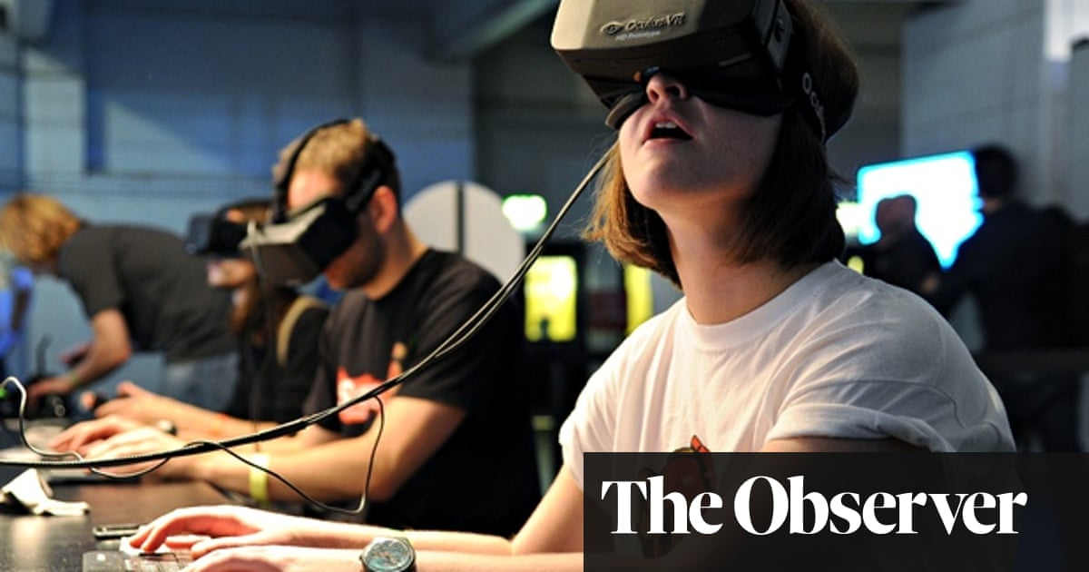 Oculus Rift Games >> Virtual Reality Headsets How Oculus Rift Started A Games Revolution
