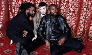 Young Fathers, Faces of 2014