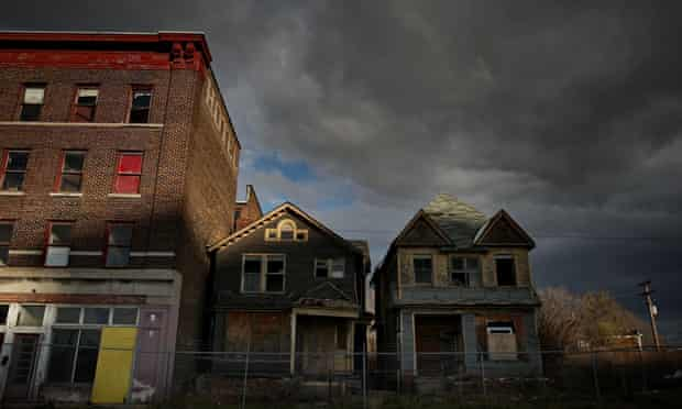 Detroit, crime thrilers, books