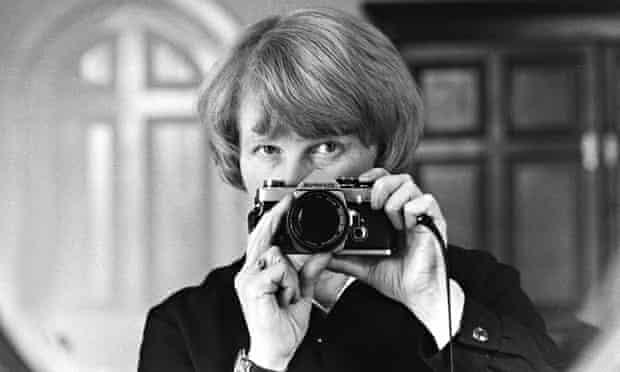 Jane Bown self-portrait