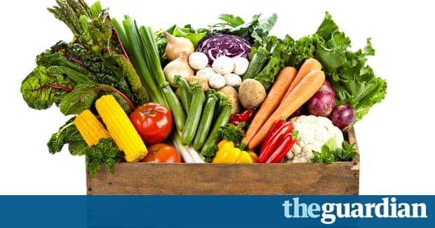Vegetables basket 012