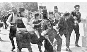Gavrilo Princip, history books