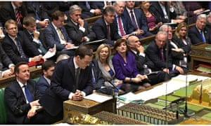 Osborne reads autumn statement