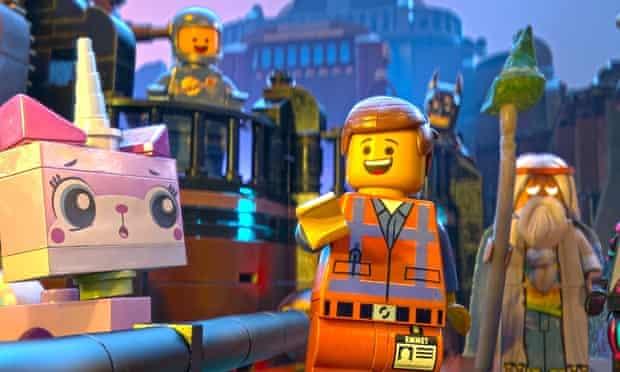 The Lego Movie, films