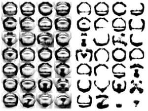Alphabeard: the face of type.